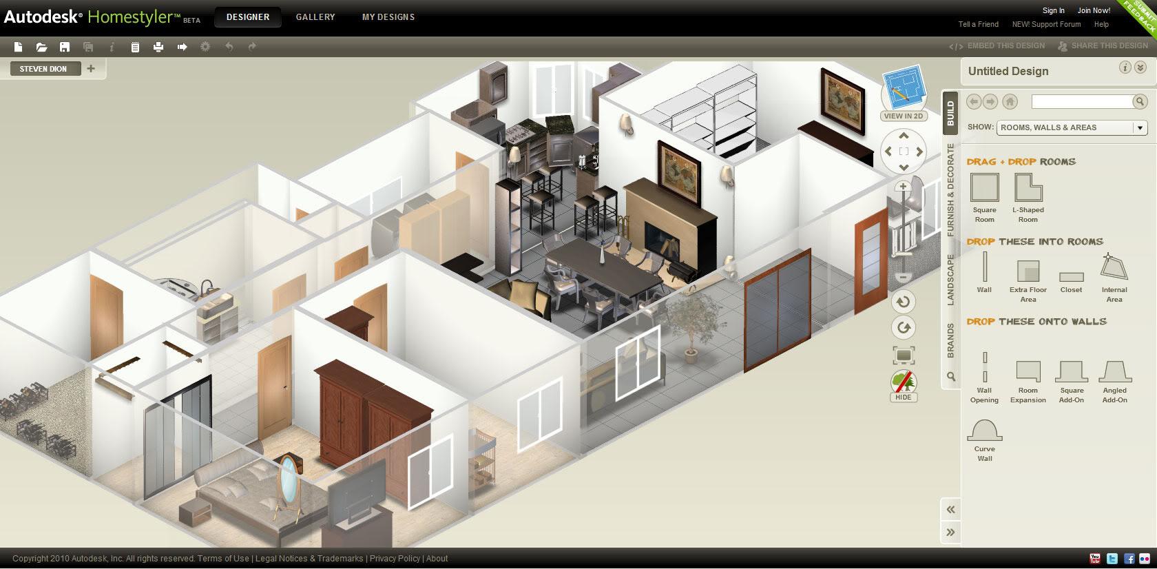 Design tech summit deb barrett - Homestyler interior design ...