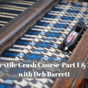 textile crash course