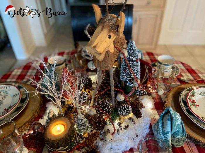 winter-woodland-deer-centerpiece