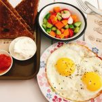Breakfast Ofaimme Hansen House Kosher Jerusalem