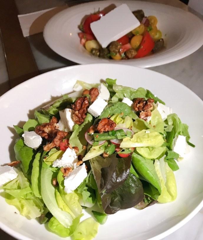 Talbiye - Jerusalem - Not Kosher - Salads