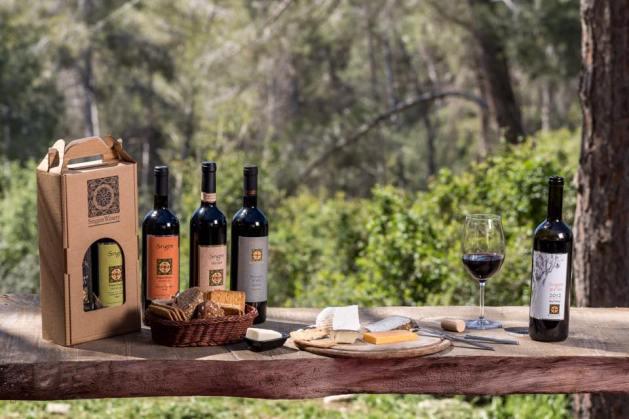 Srigim Winery Mateh Yehuda Israel