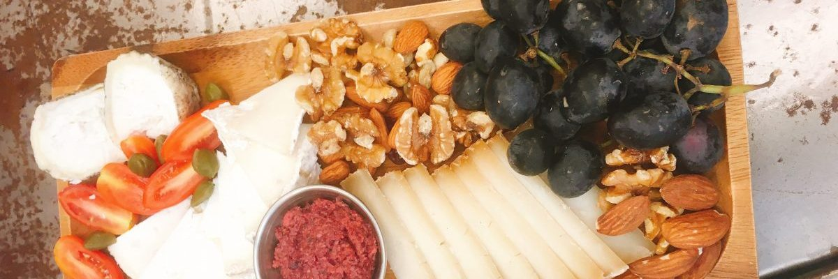 Jezreel Valley Winery-Cheese Platter-Kosher-Galil