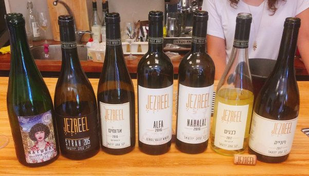 Jezreel Valley Winery-Israel-Kosher-Galil