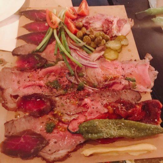 Malka by Eyal Shani - Kosher Tel Aviv - Meat Mezze