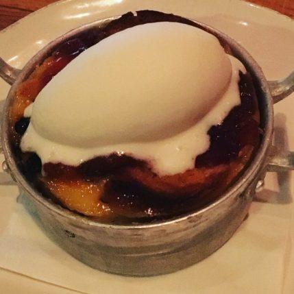 Bread&Butter Pudding.Claro.Tel Aviv