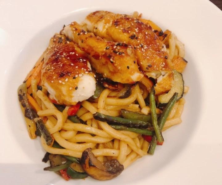 Cod Udon Noodles-WhiteFish-Kosher-London