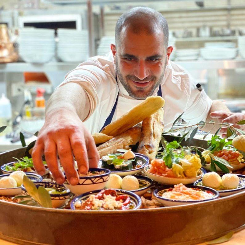 Asaf Serri - Tzemach Restaurant - Jerusalem