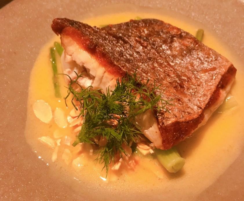 Fish - Poupee Restaurant - Tel Aviv