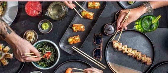 4Sea Sushi Restaurant - Herzliya Pituach - Not Kosher