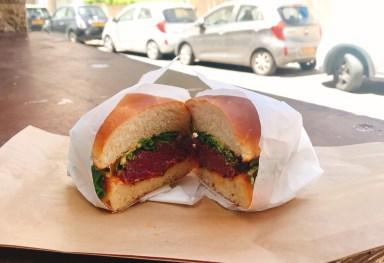orn Beef Kubala - GG Kubala - Jerusalem -Street