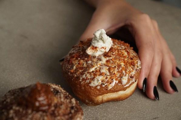 Lela Cakes - Savoury Donuts - Merkaz Israel