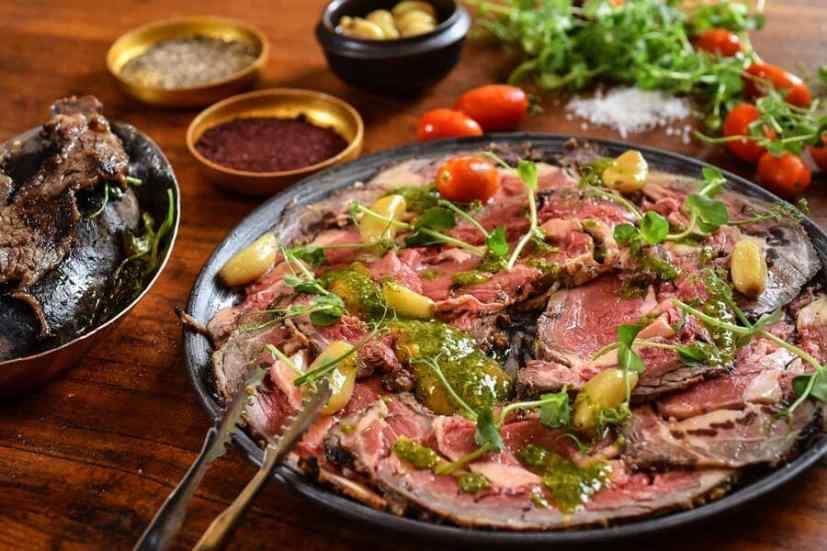 Beef Behar - Kosher Restaurant - Moshav Yaara - Roast Beef