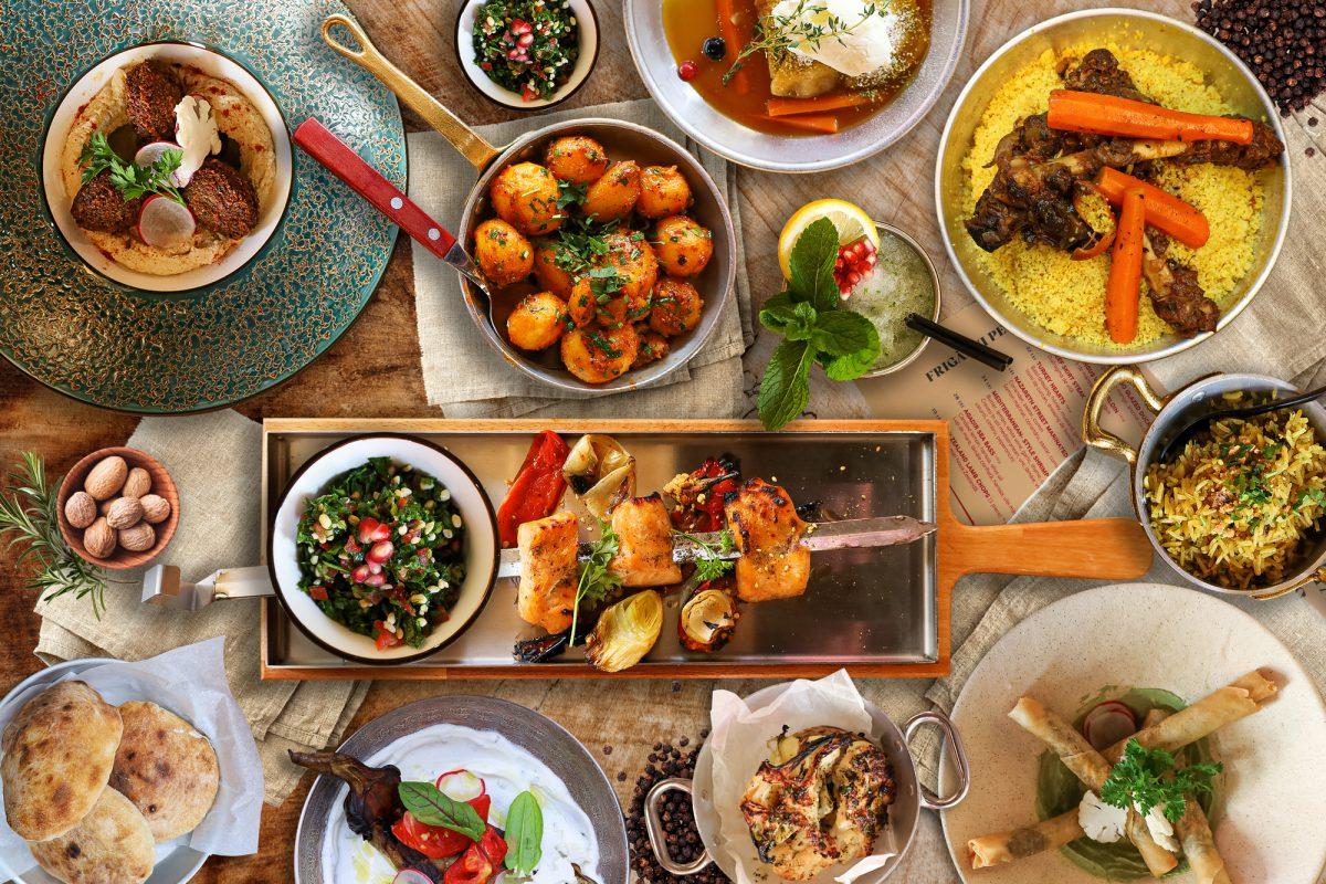Mace by Jospeh Hadad - Israeli Chef Bucharest