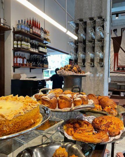 vesperr - Not Kosher - Sarona - Tel Aviv - pastries