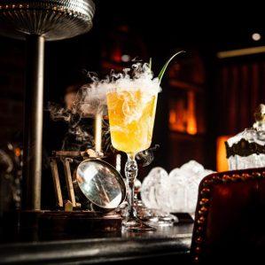 Baker Saloon - Not Kosher - Petach Tikva - Cocktail Bar - Cocktail