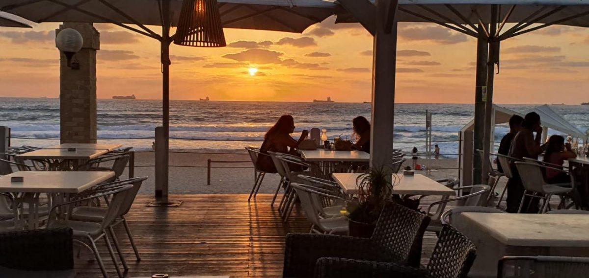 Calma Restaurant - Ashdod - Not Kosher