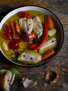 Pescado - Kosher Fish Restaurant - Ashdod - Fish