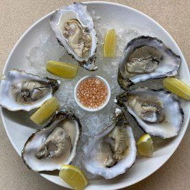 Turkiz Restaurant - Sea & Sun - Tel Aviv - Not Kosher - Oysters