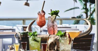 Yama - Herzliya Pituach - Not Kosher - Beach Restaurant - Cocktails