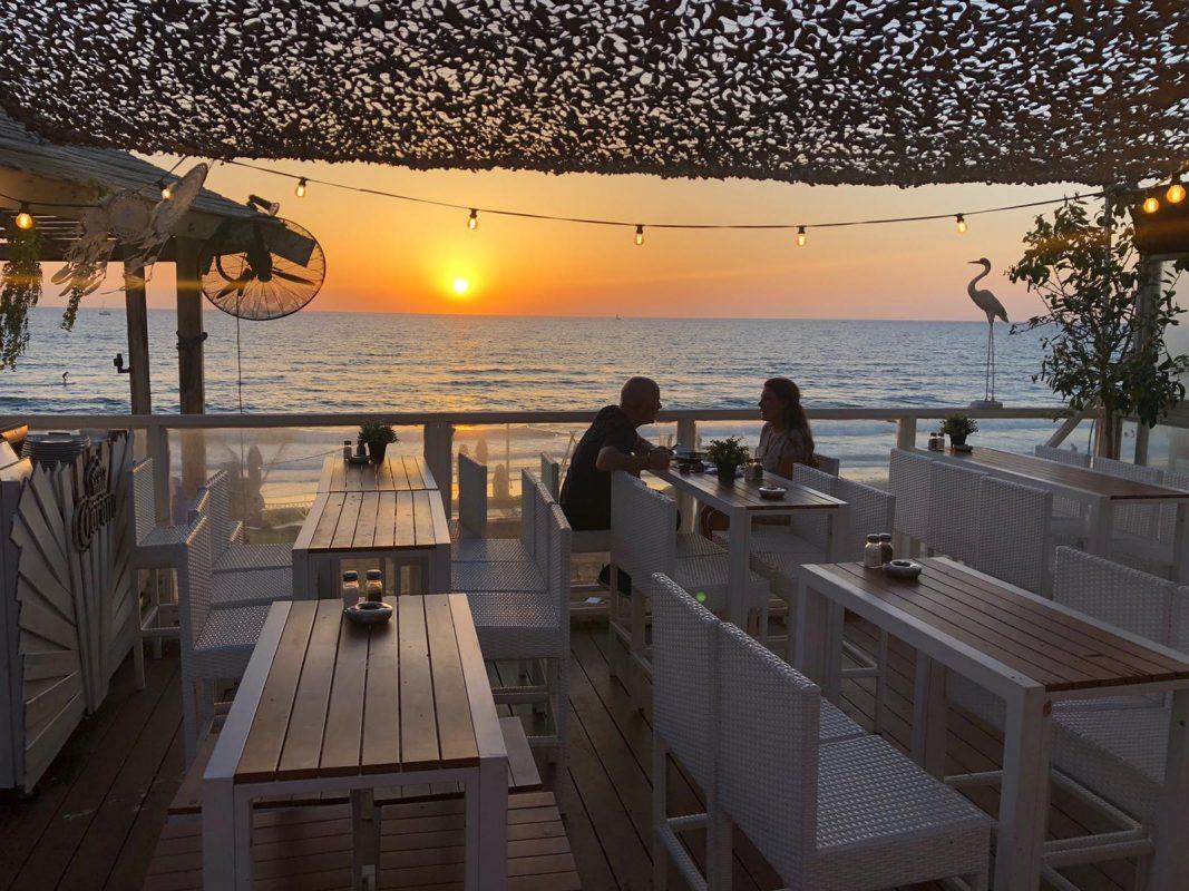 Yama - Herzliya Pituach - Not Kosher - Israel Beach Restaurants