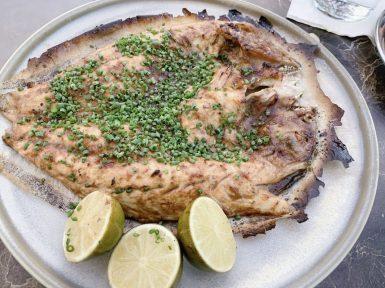02 Jerusalem Cuisine - Inbal Hotel - Kosher - Jerusalem - Asian Spice Sea Bream