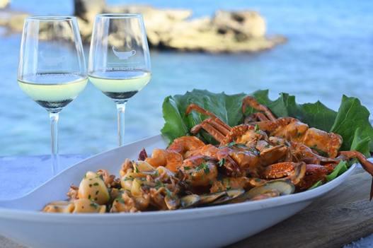 Abu Christo - Akko - Not Kosher - Seafood platter