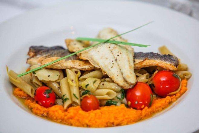 Benny Hadayag - Hadera - Fish Restaurant - Not Kosher - Grilled Fish & Pasta