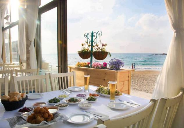 Benny Hadayag - Hadera - Fish Restaurant - Not Kosher - Mezze