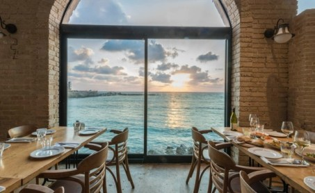 Crusaders Restaurant - Caesarea - Kosher - View Hatzalbanim