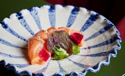 Yauza Asian Restaurant - Not Kosher - Tel Aviv - Credit Yonatan Ben Haim - Sushi 2