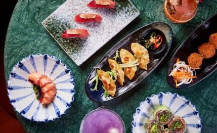Yauza - Asian Restaurant - Not Kosher - Tel Aviv - Credit Yonatan Ben Haim