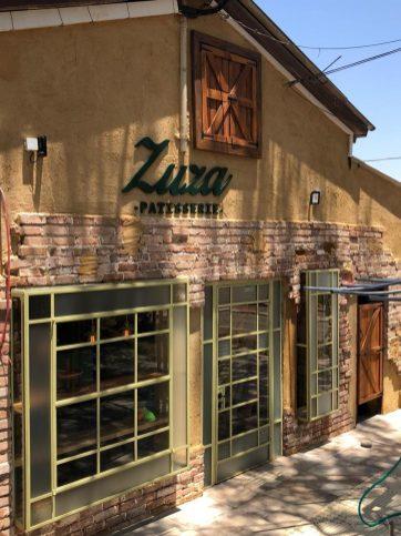 Zuza Patisserie - Kibbutz Kinneret - Dairy Bakery - Historic Building
