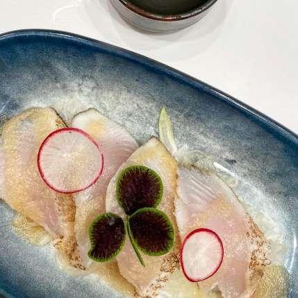 Umai - Not Kosher - Japanese - Yaffo - Ebi Yukke