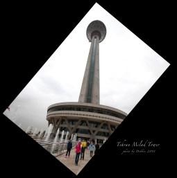 Milad Tower – 融合波斯藝術的現代化建築,是德黑蘭最高的建築物,世界排行第六高的電視塔。