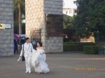 在這裡拍結婚照