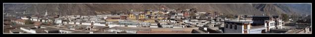 走上殿頂可看到360度縣城境色