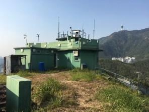 蓮麻坑碉堡-礦山