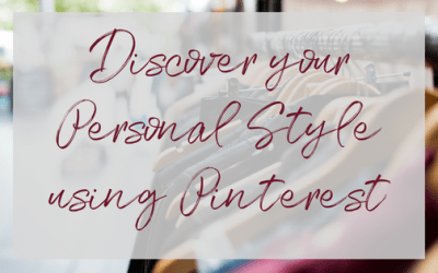 Discover Your Personal Style Using Pinterest