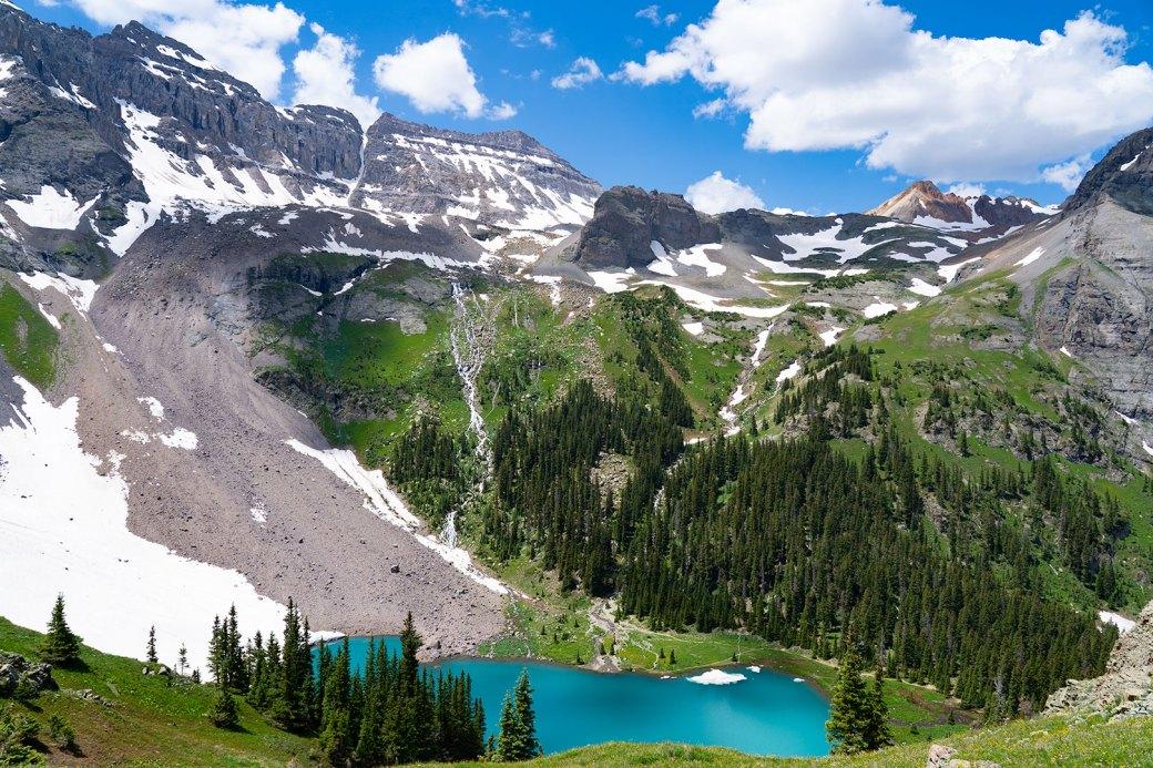 Blue Lakes Trail - Ridgeway, Colorado - Copyright Debbie Devereaux Photography