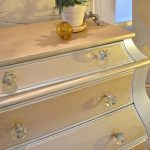 My Patch Of Blue Sky | How to Upcycle A Chest Using Modern Masters Metallic Paints