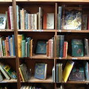 July: Second hand bookshops galore!