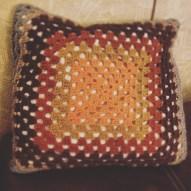 granny cushion