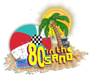 80s In The Sand