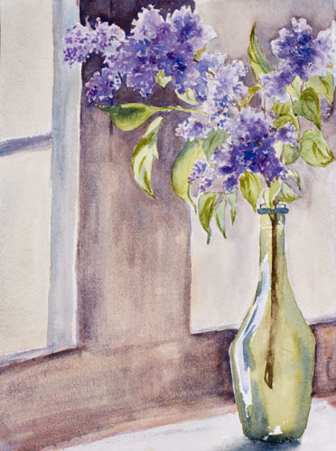 Still Life By Debbie Homewood Canadian Watercolor Artist And Painter