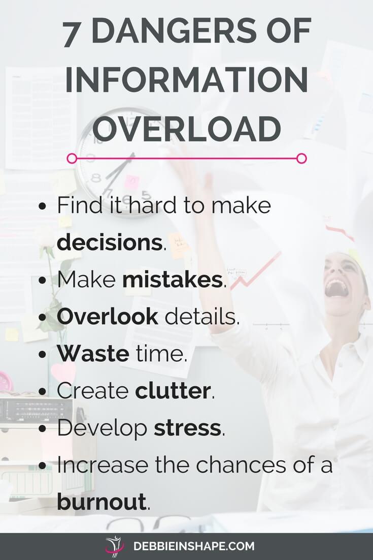 Image result for information overload