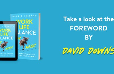 Book Foreword By David Downs