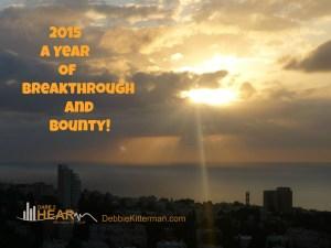 breakthrough & bounty 2105