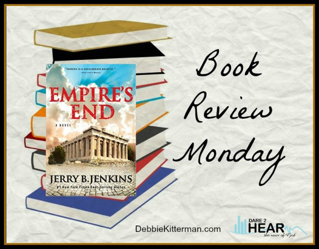 Book Review Monday-Empire's End & Book Giveaway!
