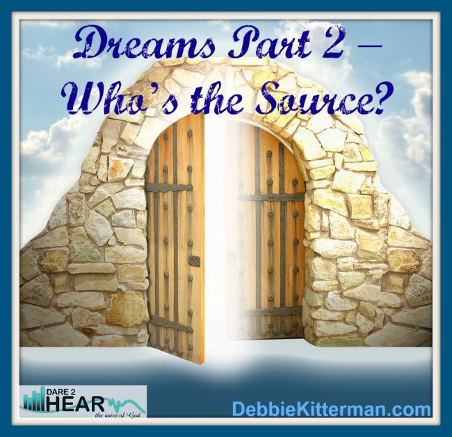 Dreams Part 2 – Who's the Source?